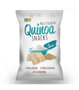 Freeyu Quinoa Snack z Solą Morską 70g