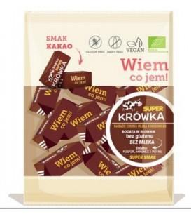 Me Gusto Eko krówka bezmleczna smak kakao 150g