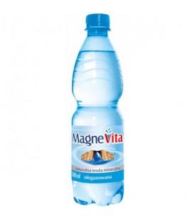 Magnevita naturalna woda mineralna 0,5L n/gaz