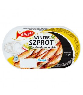 Graal Szprot Winter 170g