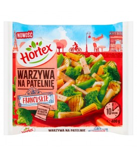 Hortex Warzywa Na Patelnię Francuskie 400g.