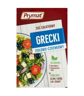 Prymat sos sałatkowy grecki 9g