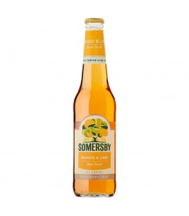 Somersby Mango&Lime but.b/zw 0,4L