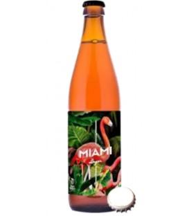 Piwo Miami Lager 0,5L.but.bzw.
