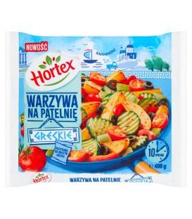 Hortex Warzywa Na Patelnię Greckie 400g.