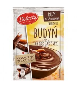 Delecta budyń czekoladowy 64g