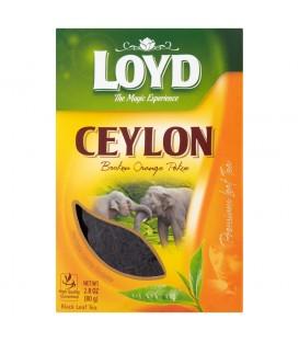 Loyd Ceylon 80g.liść