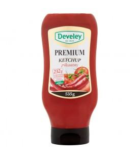 Develey Ketchup Premium Pikantny 535g