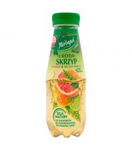 Uroda Skrzyp Cytrusy i Zielona Herbata 300ml