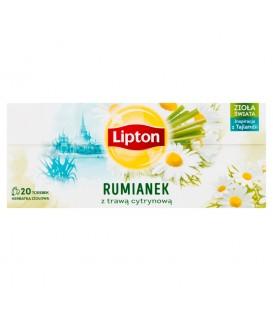 Lipton Lemongrass Camomile 20szt.