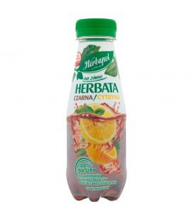Herbapol Herbata na Zimno Czarna Cytryna 300ml