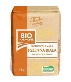 SN Probio Mąka pszenna biała typ 550 Eko 1kg