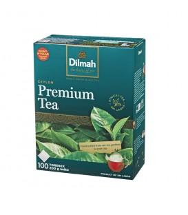 Dilmah Premium Tea Herbata czarna klasyczna 200 g (100 torebek)