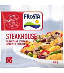 FRoSTA Steakhouse Danie amerykańskie 500 g