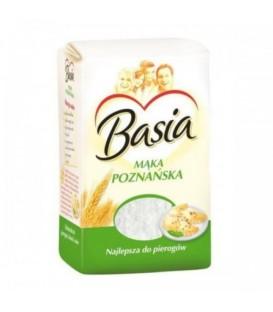 Mąka Poznańska 1kg Typ 500 Basia