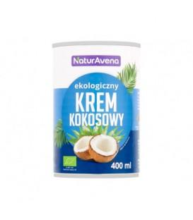 N-Krem Kokosowy 17% 400ML BIO