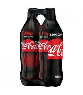 Coca Cola Zero 2x0,85l