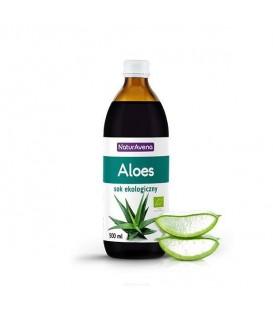 N- Sok z Aloesu 500ml Bio (BVA)
