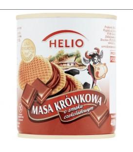 Helio masa krówkowa czekolada 400g