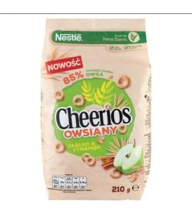Płatki śniadaniowe Cheerios Owsiany Jabłko Cynamon
