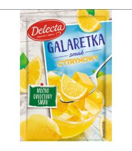 Galaretka cytrynowa 70g Delecta