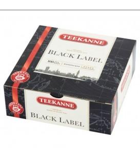 Herbata czarna Black Label 100 torebek Teekane