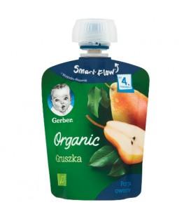 Gerber Gruszka Organic 90g