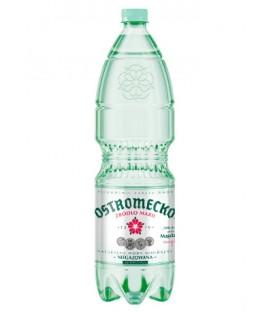Woda Ostromecko Naturalna Mineralna 1,5L.N/Gaz
