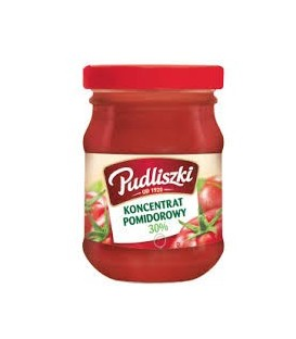 Koncentrat pomidorowy 30% 195g+15g Pudliszki
