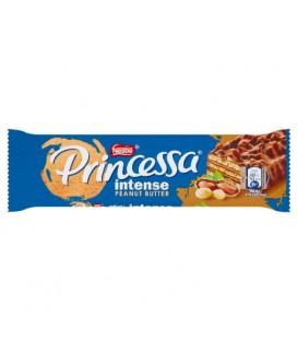 Wafelek Princessa Intense Peanut Butter 31g