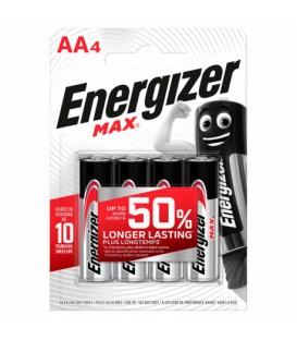Bateria Energizer MAX AALR6/4