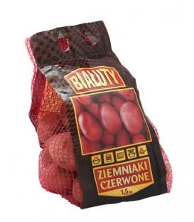 Ziemniaki czerwone 1,5kg (PL)