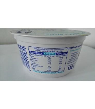 BIELUCH serek naturalny lekki 150 g