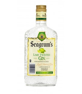 SEAGRAM'S GIN LIME  38% 350ML