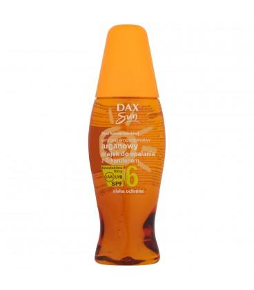 Dax Sun Arganowy olejek do opalania z ß-karotenem SPF 6 150 ml