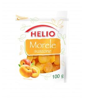 Morele suszone 100 g Helio