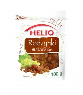 Rodzynki sułtńskie HELIO  100  g