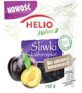 Śliwki kalifornijskie HELIO NATURA  150  g