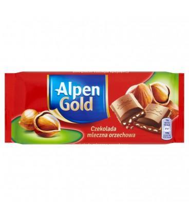 Alpen Gold Orzechowa 90g