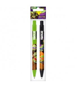 Długopis Ninja Turtles 2 sztuki