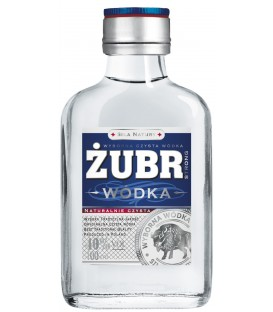 Żubr Wódka 40% 100ml