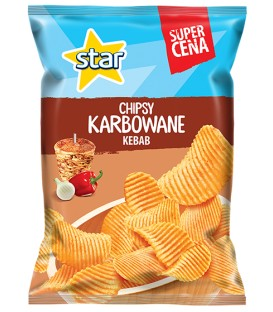 Star Chips Kebab 130g HC
