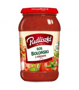 Pudliszki Sos boloński z mięsem 500 g