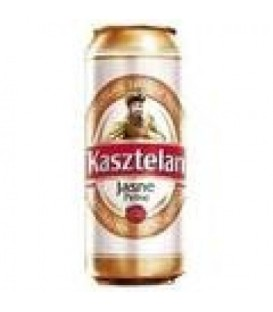 Kasztelan jasne pełne puszka 0,5l piwo