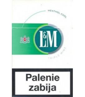 L&M Menthol Cool Ks papierosy