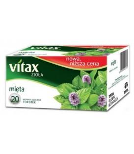 Vitax herbata mięta 30g