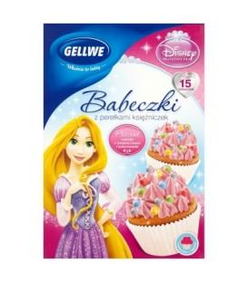 Gellwe Disney Księżniczka Babeczki z perełkami księżniczek 237 g