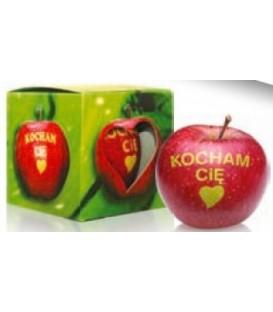 Jabłko walentynkowe szt