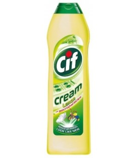 Cif cream mleczko Lemon 750ml