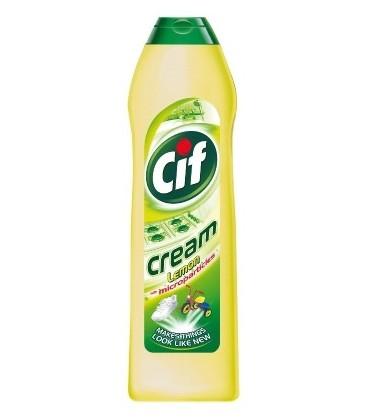 Cif cream mleczko Lemon 750ml